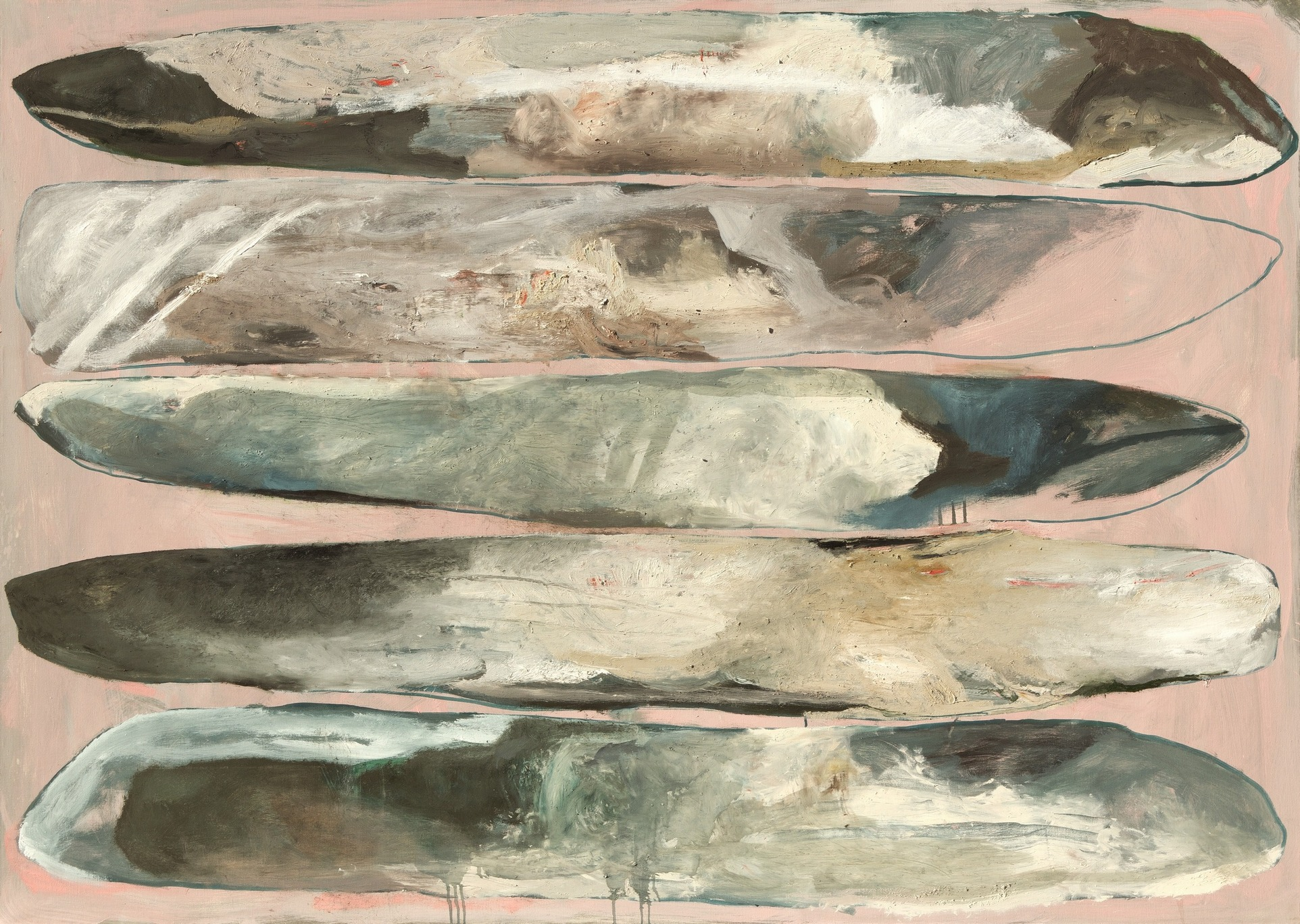 Izložba Monoliti autora Domagoja Rogine